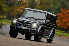 2012 Mercedes-Benz G63 AMG review