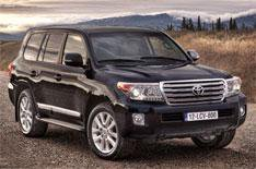2012 Toyota Land Cruiser V8 launched