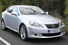 New Lexus IS costs less