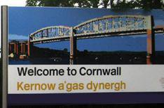 Cornish road signs to be bilingual