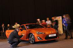 Toyota GT 86 video review