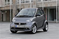 Geneva motor show 2012: Smart Fortwo
