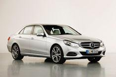 2013 Mercedes E-Class revealed