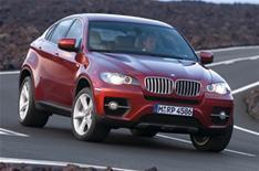 BMW X6: more details