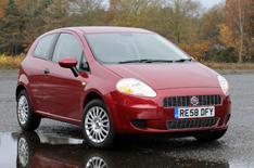 First drive: Fiat Grande Punto