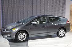 1. Honda Insight