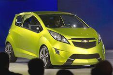 Chevrolet Spark and Cruze