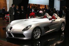 9. Mercedes SLR McLaren Stirling Moss