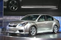 5. Subaru Legacy concept