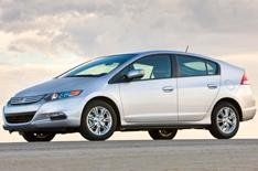 Honda reveals Insight prices