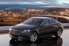 Chrysler goes electric