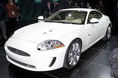 8. Jaguar XKR