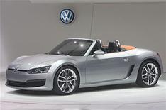 2. VW Concept Blue Sport
