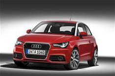 Audi A1 supermini from 13,145