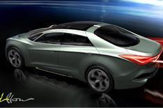 Hyundai reveals i-flow concept car