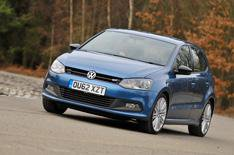 2013 VW Polo Blue GT review