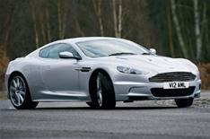 Aston Martin DBS gets auto option