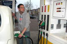 Budget 2012: fuel duty rise attacked