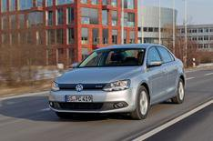 2013 Volkswagen Jetta Hybrid first drive