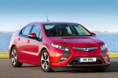 Vauxhall Ampera and Chevrolet Volt