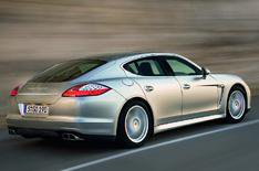Porsche announces Panamera prices