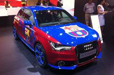 Barcelona motor show round-up