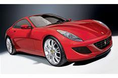 Ferrari's new GT launched - on the web