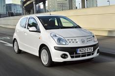 2012 Nissan Pixo now on sale