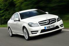 Mercedes C-Class Coupe reviewed