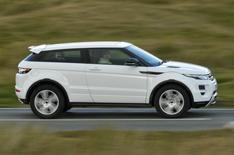 Range Rover Evoque Coupe pictures