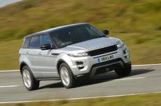 Range Rover Evoque pictures