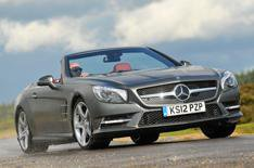 2012 Mercedes-Benz SL500 review