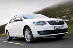 Skoda Octavia Greenline details revealed