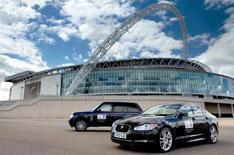 Jaguar Land Rover joins World Cup bid