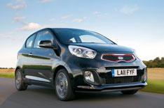 Kia unveils sporty three-door Picanto