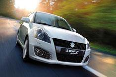 Suzuki reveals new Swift Sport