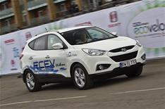 Hyundai ix35 FCEV could reach UK