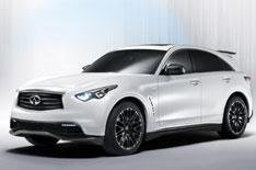 Infiniti to make car with Red Bull