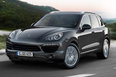 2013 Porsche Cayenne S Diesel revealed