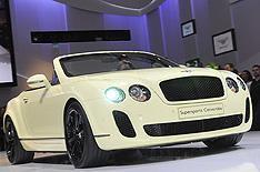 Bentley GTC convertible