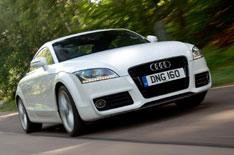 New 1.8 engine for Audi TT coupe