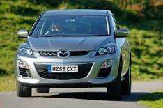 New Mazda CX-7 gets diesel engine