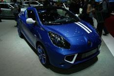 Renault Gordini Wind