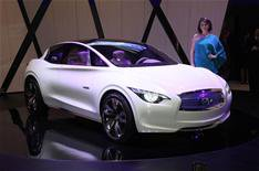 Infiniti's big ambitions revealed