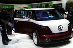 Geneva motor show: Volkswagen on video
