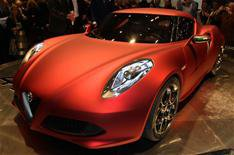 Alfa 4C from around 40,000