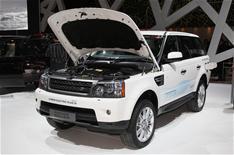 Land Rover: plug-in Range-e