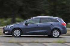 2012 Kia Ceed Sportswagon review
