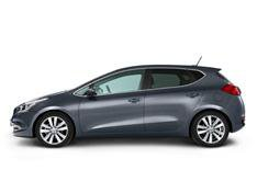 Kia Ceed 2012: more pictures
