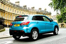 Mitsubishi ASX 2012 review